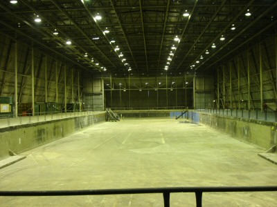 007 Stage Pinewood - Interior