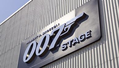 "The Albert R. Broccoli 007 Stage (commonly just 007 Stage) is one of the largest silent stages in the world. It is located at Pinewood Studios, Iver Heath, Buckinghamshire, United Kingdom, and named after the famous James Bond film producer Albert R. ""Cubby"" Broccoli."