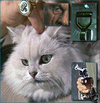 spectre ring  SPECTRE is the organization created by Blofeld, Bond's archienemy.