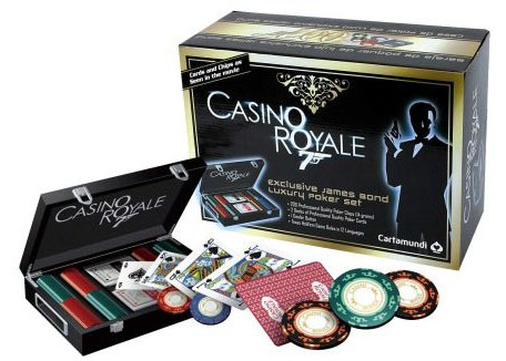 Casino Royale High Stakes set