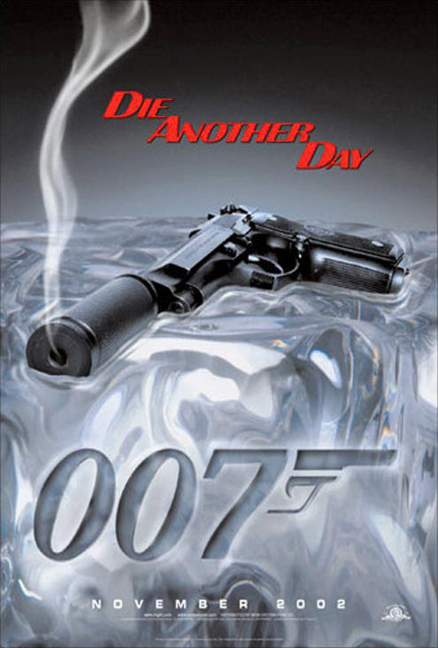 DIE ANOTHER DAY  COMMING SOON  NOVEMBER 2002