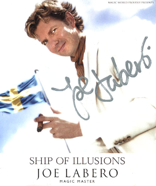 Joe Labero Ship Of illusions