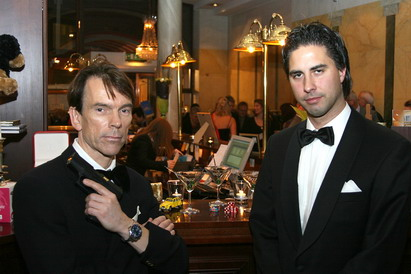 James Bond events 21/11 2006  på Kung Karl hotel i samband med Casino Royale premiären på Rigoletto