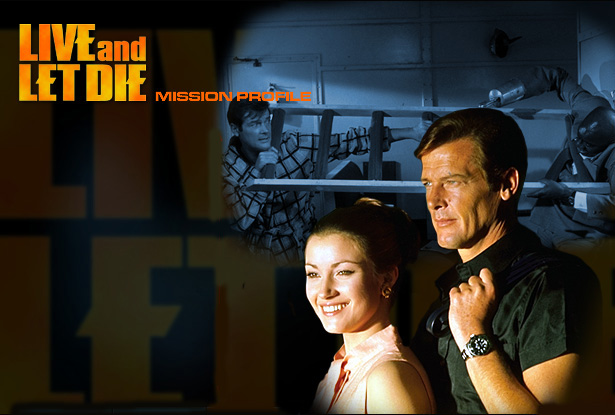 Solitaire  with James Bond  (Roger Moore)
