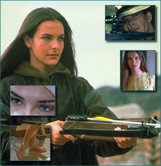 Bond Girl (Melina Havelock): Carole Bouquet