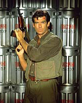 Pierce Brosnan Goldeneye    James Bond 1995