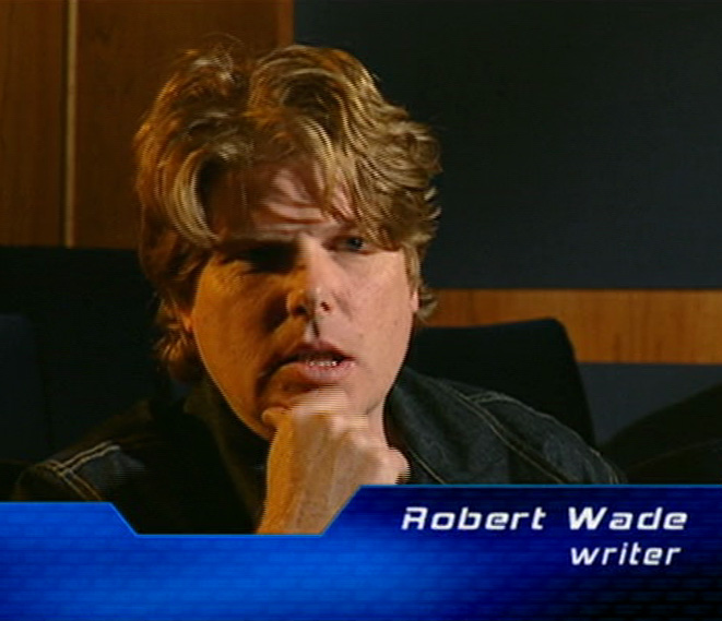Robert Wade Screenwriter