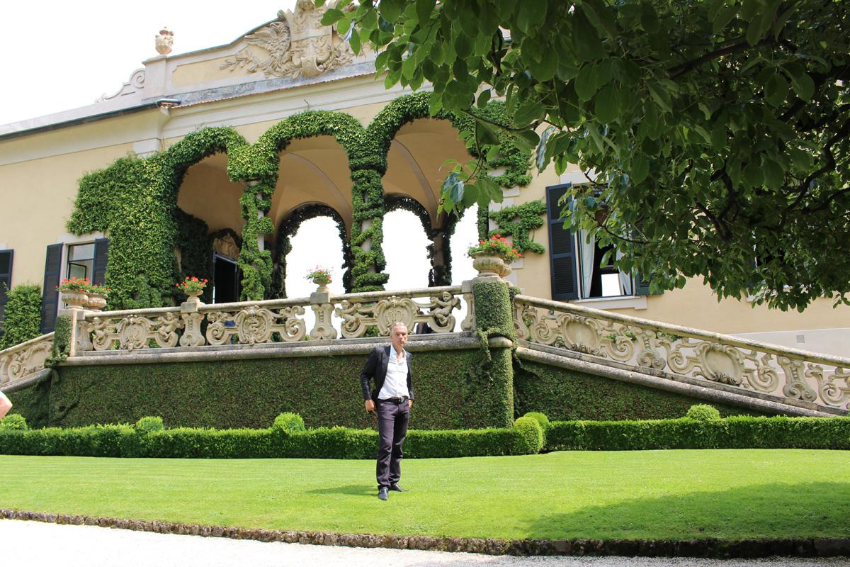 Villa balbianello james bond gunnar sch fer from bond 007 museum sweden nybro casino roylae 2006 - The star shaped villa ...