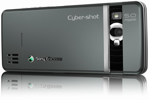 Sony Ericsson unveils new Quantum of Solace C902 Cyber-shot phone. Image: Sony Ericsson/MGM.