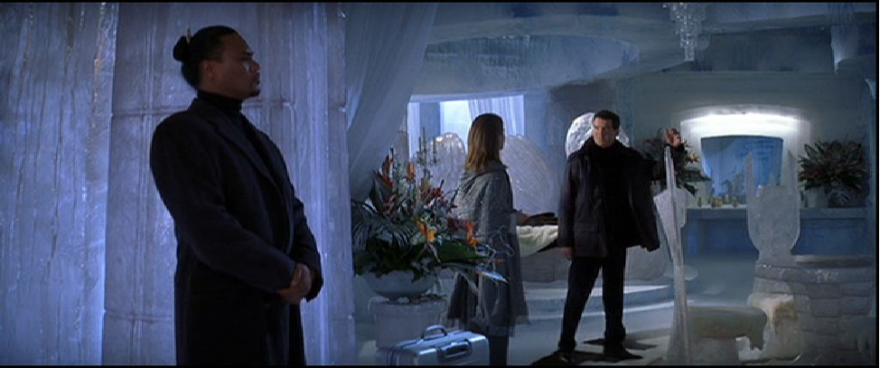 "Arla Plast AB´s PETG used in the ""Die Another Day"" James Bond movie!"
