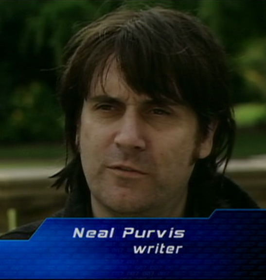 Neal Purvis James Bond Screenwriter