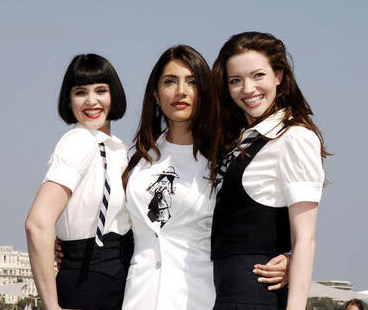 Gemma Arterton,,Caterina Murino ,Solange (from Casino Royale)