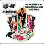 George Martin - Live and Let Die soundtrack album cover