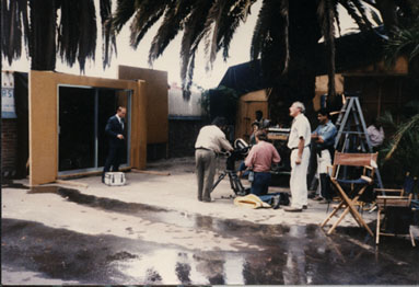 A scen  making of Licence to kill 1989 and the Trailer Licence To Kill