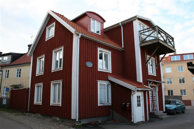 Goldeneye house in Sweden in Kalmar
