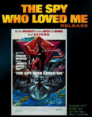 spy who loved me posterart.
