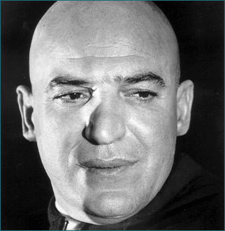 Telly Savalas as Ernst Stavros Blofeld