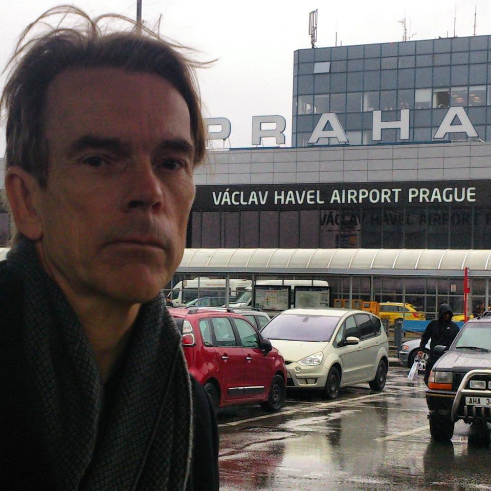 Vaclav Havel Airport Prague James Bond