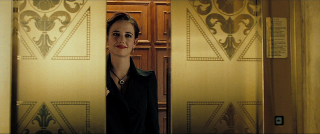 THE ELEVATOR IN HOTEL SPLENDIDE Bond movie: Casino Royale (2006) Place ... Montenegro Grandhotel Pupp in the Czech Republic